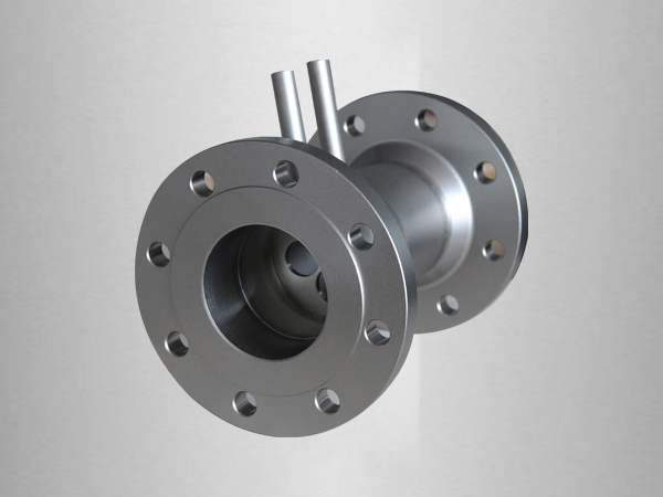 不锈钢管道式平衡流量计