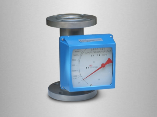 指针指示金属管浮子流量计(金属转子流量计