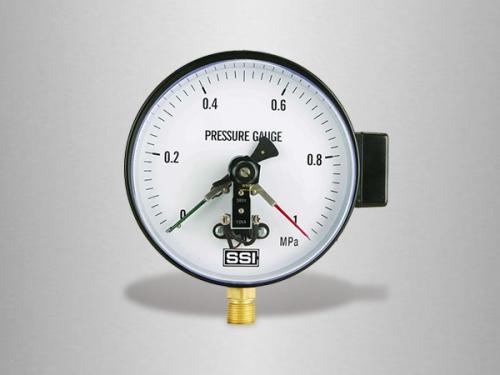 电接触点压力表